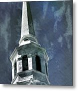 Philadelphia Christ Church Metal Print