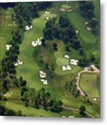 Philadelphia Cricket Club Militia Hill Golf Course 6th Hole Metal Print