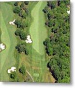 Philadelphia Cricket Club Militia Hill Golf Course 7th Hole Metal Print