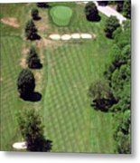 Philadelphia Cricket Club St Martins Golf Course 3rd Hole 415 West Willow Grove Ave Phila Pa 19118 Metal Print