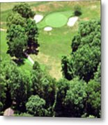Philadelphia Cricket Club St Martins Golf Course 5th Hole 415 W Willow Grove Ave Phila Pa 19118 Metal Print