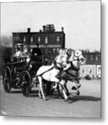 Philadelphia Fire Department Engine - C 1905 Metal Print