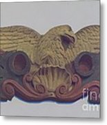 Philadelphia Fire Dept. Emblem Metal Print