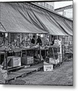 Philadelphia Italian Market 3 Metal Print