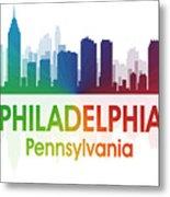 Philadelphia Pa Metal Print