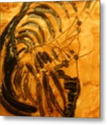 Philemon - Tile Metal Print