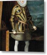 Philip IIi Metal Print