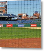 Phillies Metal Print by Brynn Ditsche