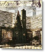 Phillips 66 No 2 Metal Print
