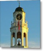 Phillips Exeter Academy Bell Tower Metal Print