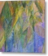 Philodendron Phun Metal Print