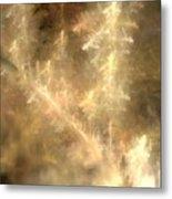 Phosphorescent Forest Metal Print