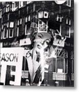 Photograph Of Marilyn Metal Print