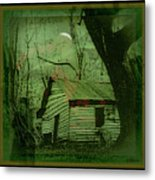 Photos In An Attic Metal Print