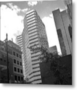 Photos Of Montreal Mansfield St Metal Print