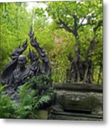Phu My Statues 7 Metal Print