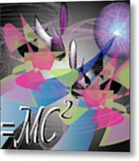 Physics 101 Metal Print