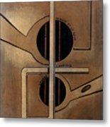 Picabia: Cest Clair, C1917 Metal Print