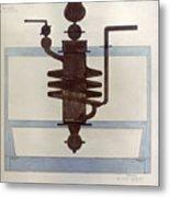Picabia: Paroxyme, 1915 Metal Print