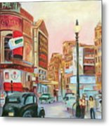 Picadilly  Metal Print