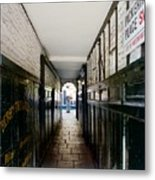 Pickering Place Metal Print