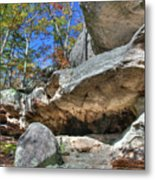 Pickle Spring Sandstone Metal Print