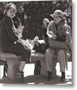 Picnic Lunch Metal Print