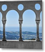 Picture On The Wall Metal Print