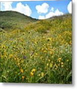 Picture Perfect Spring Metal Print