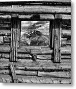 Picture Window #3 Metal Print