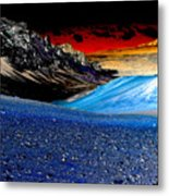Pictures From Venus Metal Print by Rebecca Margraf