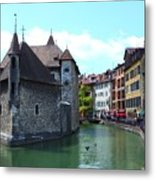 Picturesque Annecy, France Metal Print
