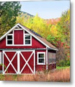 Picturesque Metal Print by Betty LaRue