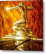 Pierce-arrow Ignite Passion Metal Print