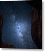 Pike National Forest Milky Way Metal Print