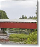 Pike River Canada Metal Print