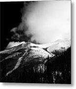 Pikes Peak Western Slope Metal Print