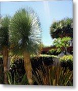 Pinball Plants, Long-pin Plants Metal Print