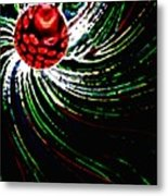 Pine Cone Abstract Metal Print
