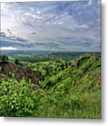 Pine Ridge Nebraska Metal Print