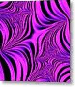 Pink Abyss Metal Print