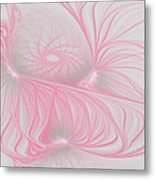 Pink Anyone Metal Print
