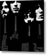 Pink Floyd No.02 Metal Print