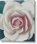 Pinky Flower Metal Print