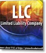 Pinnacle Solutions Llc Metal Print