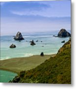 Pinnacles Metal Print