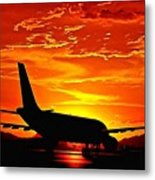 Dream Flight Metal Print