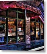 Pioneer Square Tavern Metal Print