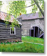 Pioneer Village One Metal Print