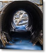 Pipe Dreams Metal Print